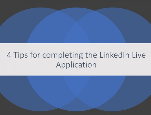 4 Tips for Getting Access to LinkedIn Live