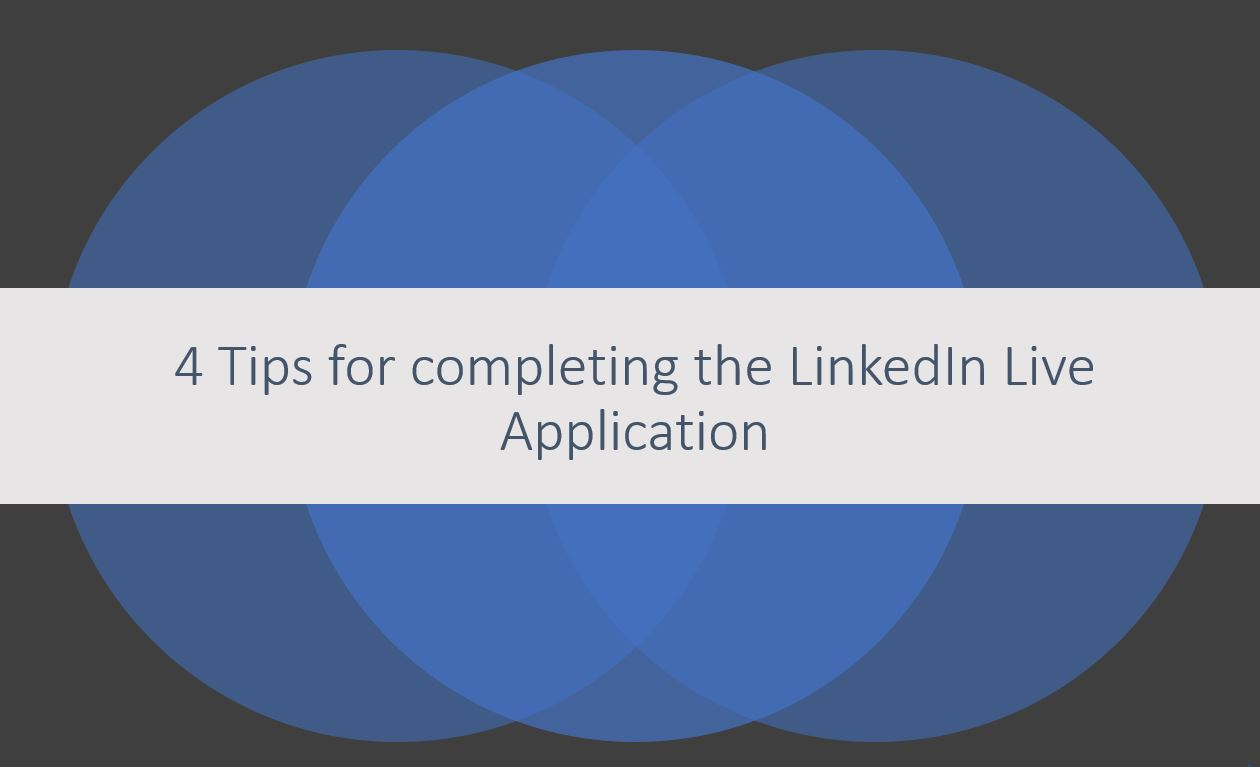 4 tips for LinkedIn Live access