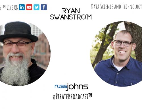 Ryan Swanstrom a Guest on #PirateBroadcast
