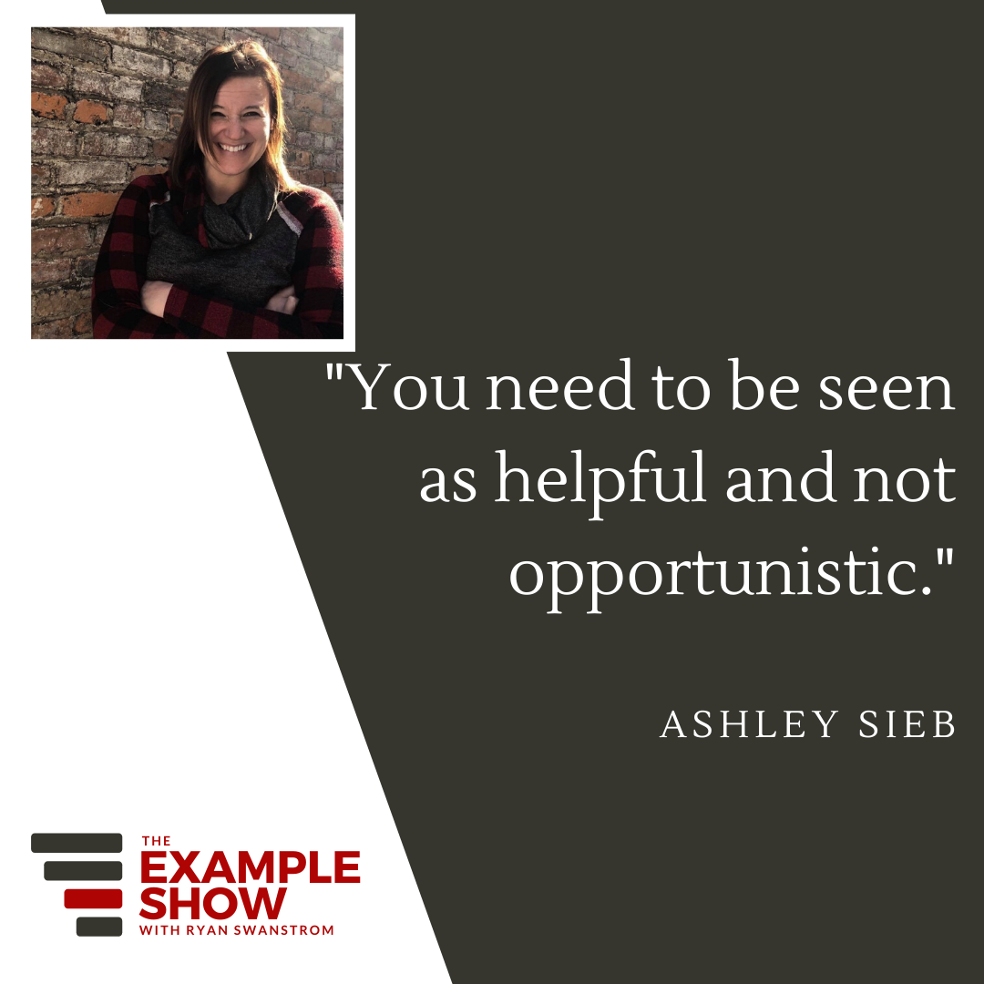 Ashley Sieb - Helpful Marketing